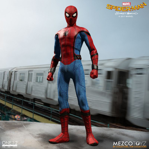 One:12 Collective Spider-Man Homecoming Figure