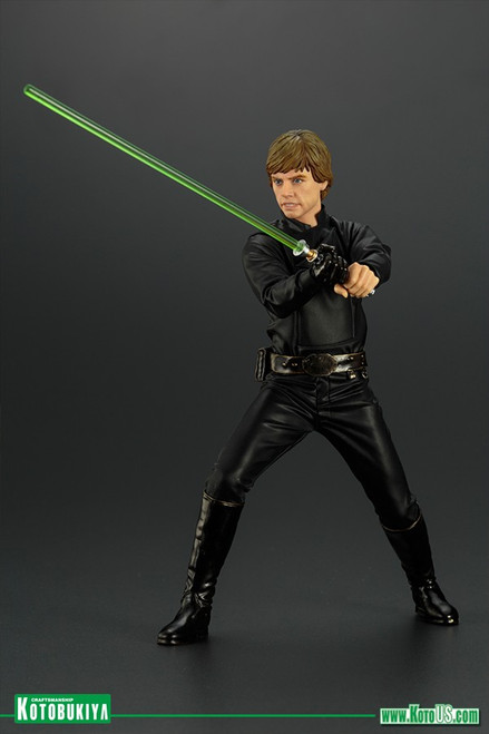 Star Wars (Return of the Jedi) Luke Skywalker ARTFX+ Statue
