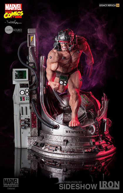 Legacy Replica Weapon X Statue