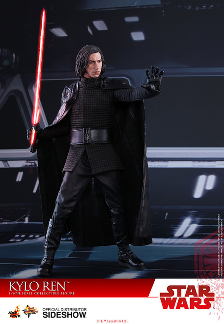 Star Wars: The Last Jedi Kylo Ren 1:6 Scale Figure