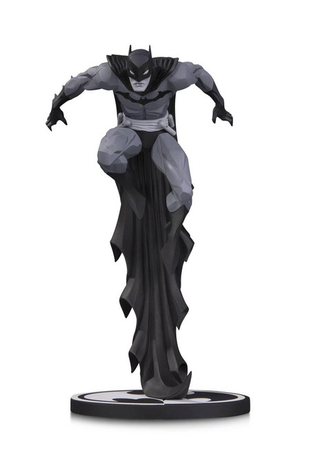 Batman Black and White Statue by Jonathan Matthews