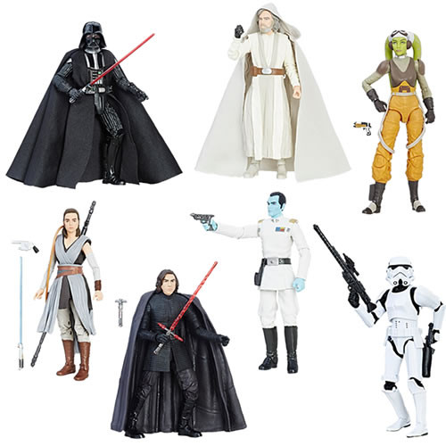star war black series force awakens