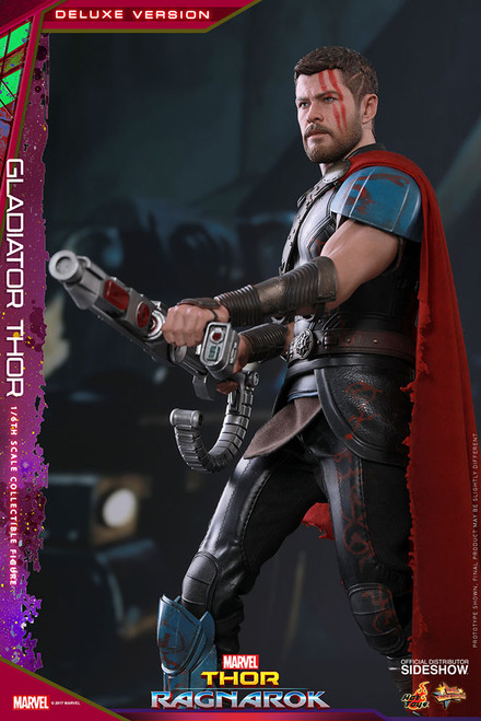 hot toys gladiator thor deluxe version sixth scale figure 001