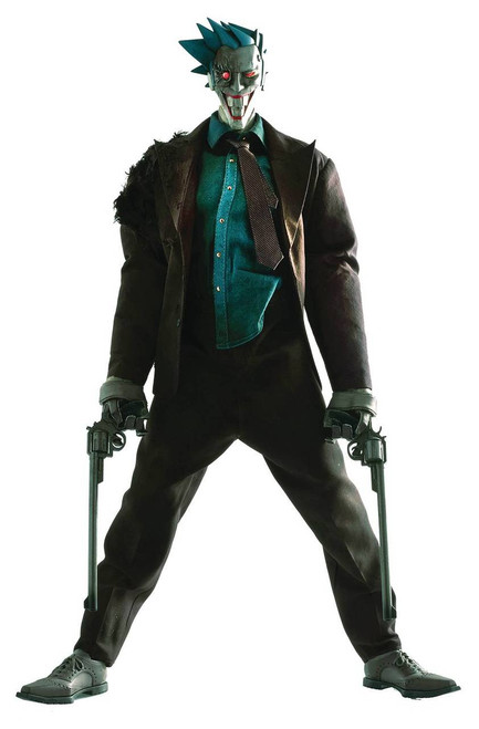 DC Steel Age Joker 1:6 Scale Figure
