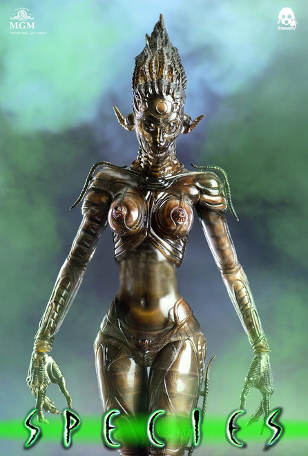 threezero species sil sixth scale figure 001