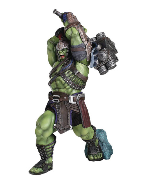 Marvel Collectors Gallery Hulk Ragnarok Statue
