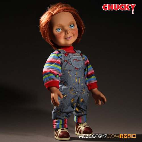 15 inch talking good guys chucky
