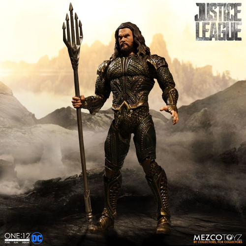 one 12 collective justice league aquaman
