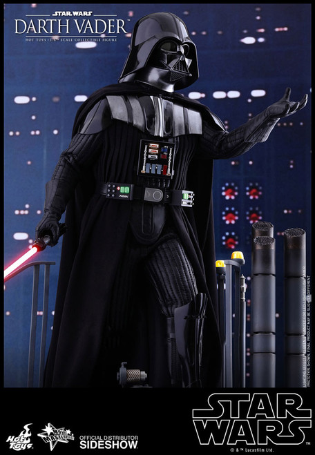 hot toys darth vader empire strikes back
