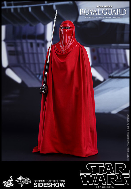 hot toys royal guard 1/6 scale figure