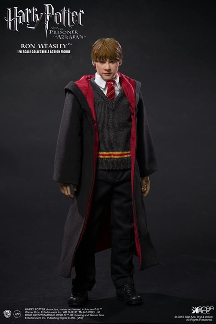 star ace toys harry potter prisoner of azkaban ron weasley 1/6 scale figure