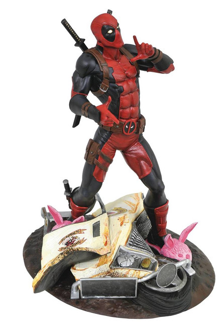 Marvel Gallery Taco Truck Deadpool Statue