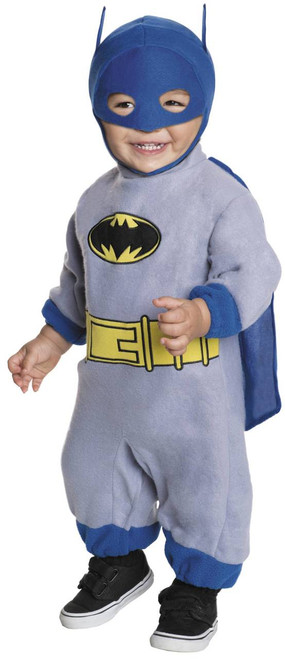 DC Heroes Batman Kids Costume - Newborn/Infant