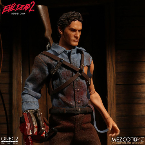 One:12 Collective Evil Dead 2 Ash Figure