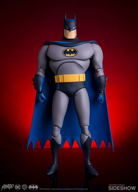 Batman: The Animated Series Batman 1:6 Scale Figure