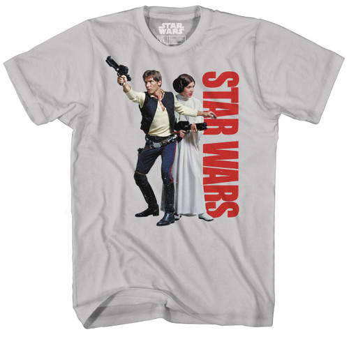 "Star Wars ""Han Not Solo"" Softhand T-Shirt"
