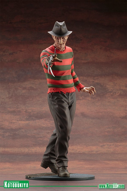 A Nightmare on Elm Street 4: The Dream Master Freddy Krueger ARTFX Statue
