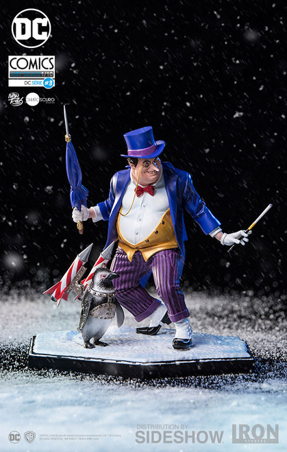 The Penguin Deluxe 1:10 Art Scale Statue