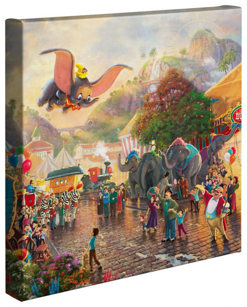 disney dumbo thomas kincade