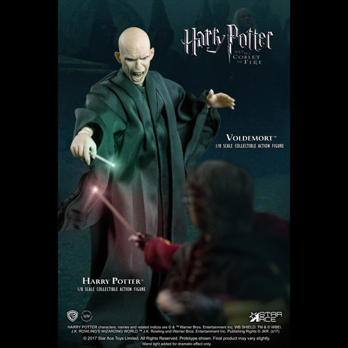 star ace harry potter lord voldemort 1/8 scale figure