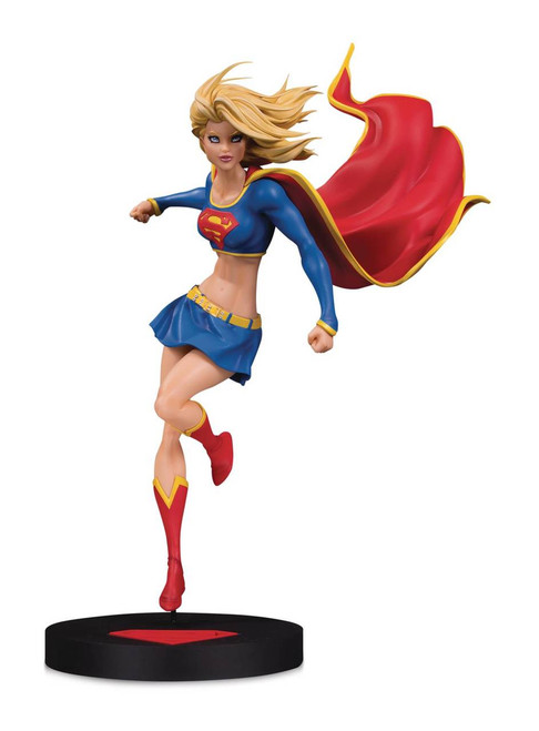 DC Designer Series Supergirl Statue by Michael Turner