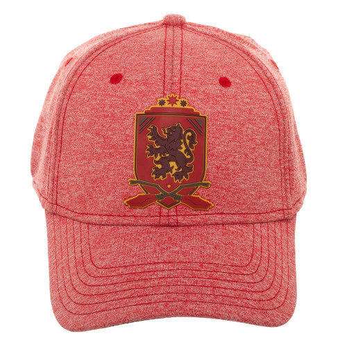 Harry Potter Gryffindor Rubber Weld Cationic Flex Cap