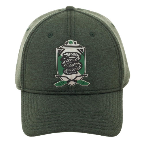 Harry Potter Slytherin Rubber Weld Cationic Flex Cap