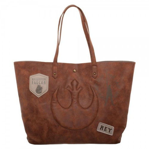 Star Wars Episode 8 Tote Bag