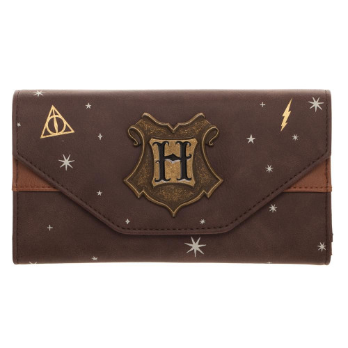 Harry Potter Foldover Wallet