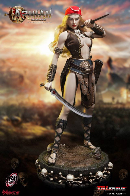 Arhian Pirate 1:6 Scale Figure