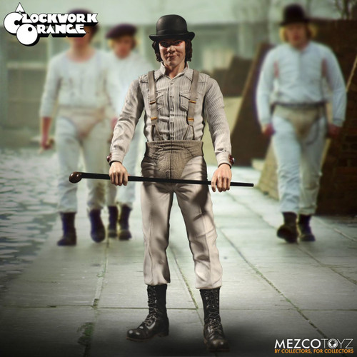 A Clockwork Orange Alex DeLarge 1:6 Scale Figure