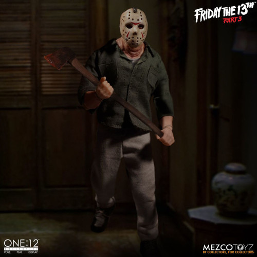 One:12 Collective Jason Vorhees from Friday the 13th Part 3