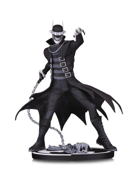 Batman Black and White Statue: The Batman Who Laughs
