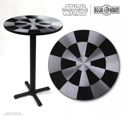 holochess cafe star wars table regal robot