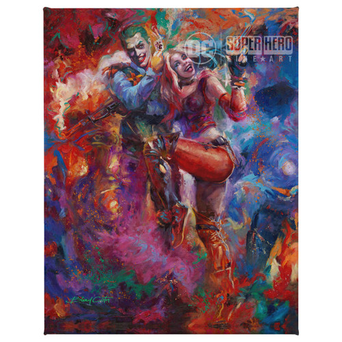 joker and harley quinn blend cota