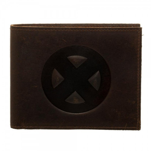 X-Men Leather Bi-Fold Wallet