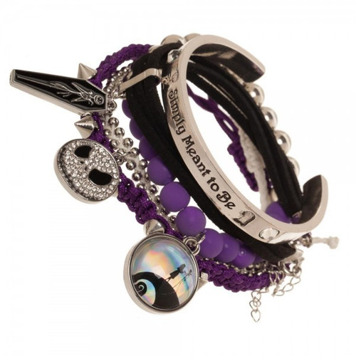 Nightmare Before Christmas Bracelet Set