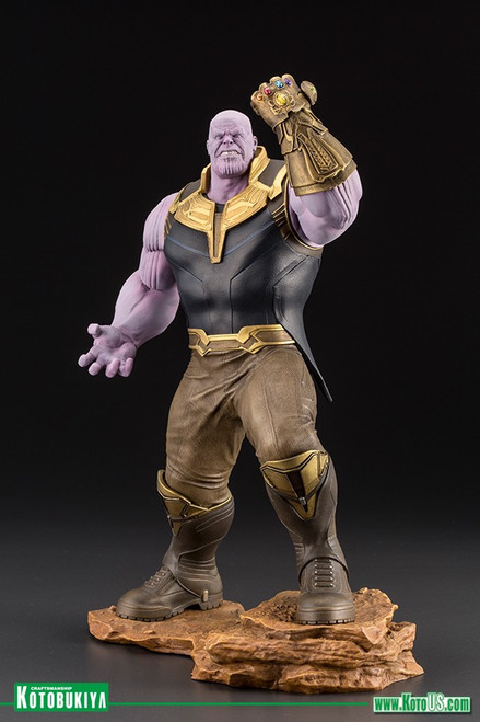 Infinity War Thanos ARTFX+