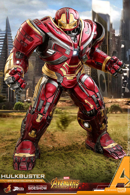 hot toys avengers infinity war hulkbuster one sixth scale figure