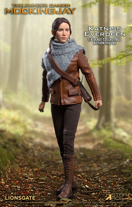 Hunger Games: Katniss Everdeen 1:6 Scale Figure