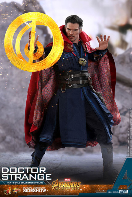 hot toys avengers infinity war doctor strange one sixth scale figure