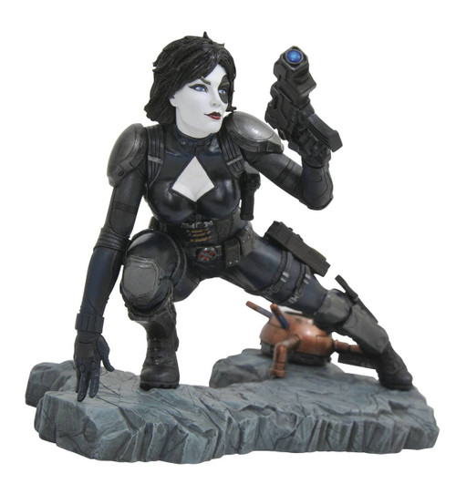 Marvel Premier Domino Comic Statue