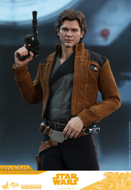 hot toys solo one sixth scale figure
