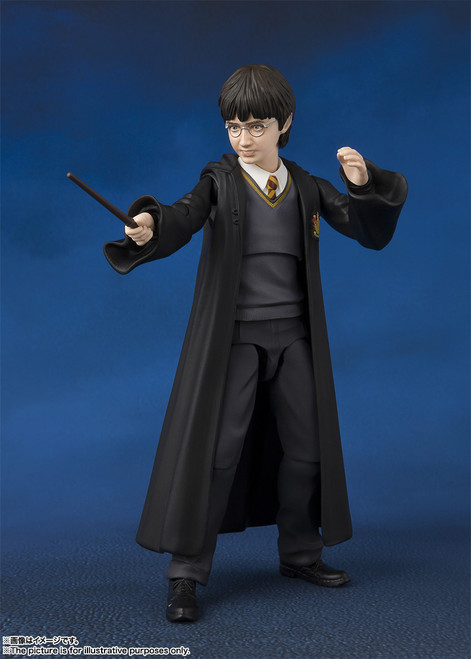 Harry Potter and the Sorcerer's Stone: Harry Potter S.H. Figurearts