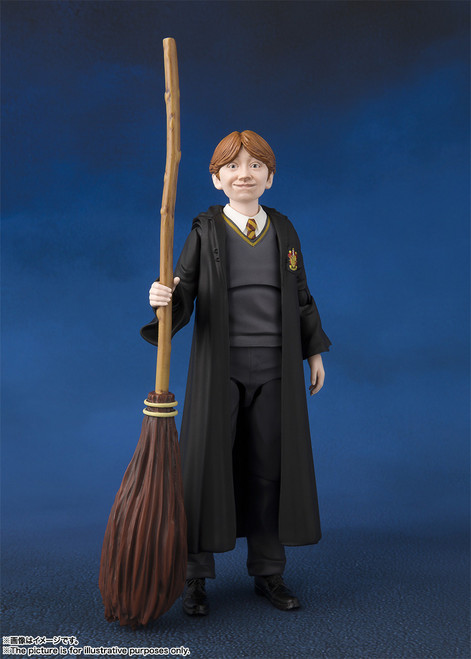Harry Potter and the Sorcerer's Stone: Ron Weasley S.H. Figurearts