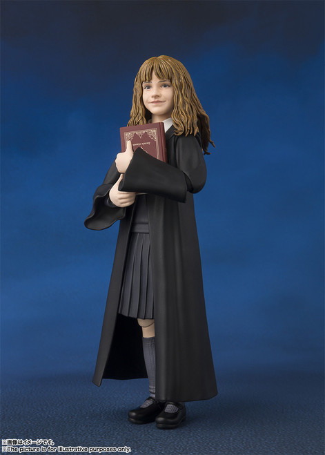 Harry Potter and the Sorcerer's Stone: Hermione Granger S.H. Figurearts