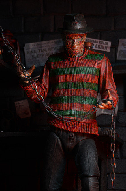 neca ultimate freddy krueger action figure