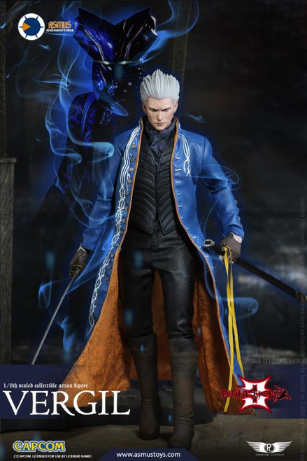 Devil May Cry III Vergil 1:6 Scale Figure