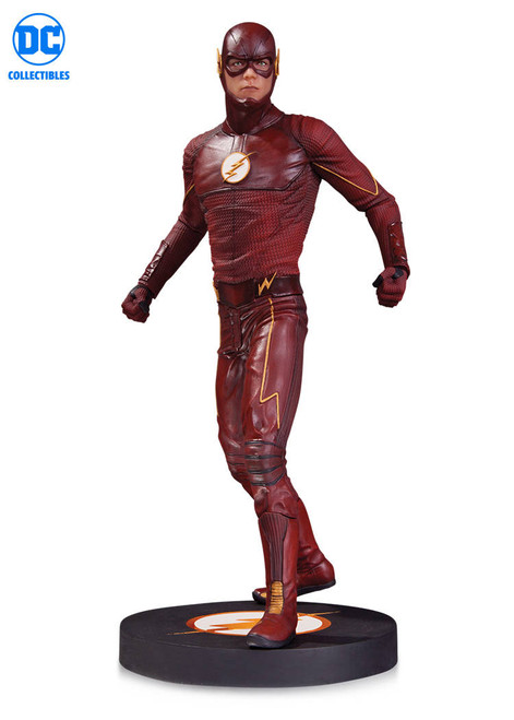 DC TV The Flash Variant Statue