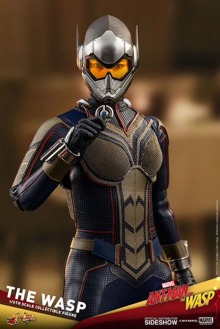 hot toys the wasp one sixth scale figure